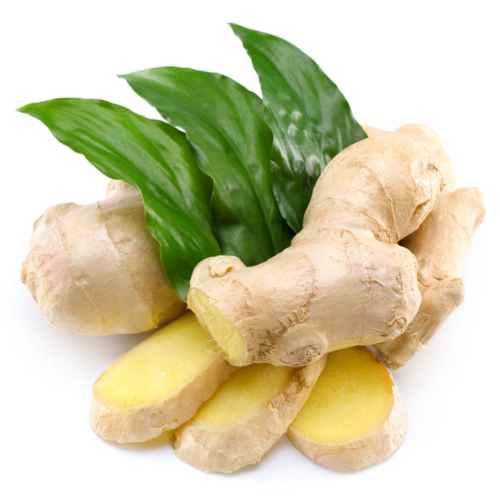Ginger Helps with Asthma