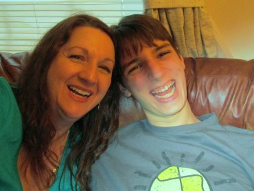 Video: A Proud Moment for the Mom of a Child with Asperger's