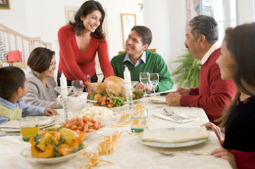 4 Tips to Surviving Family Holiday Gatherings