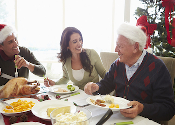 Managing Holiday Family Dynamics with Aging Loved Ones