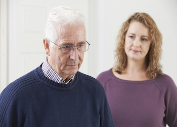 Is Your Aging Parent's Behavior Changing?