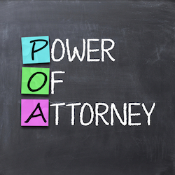 When Do You Need a Financial Durable Power of Attorney?
