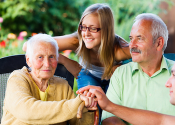 Home Care for a Dementia-Afflicted Loved One