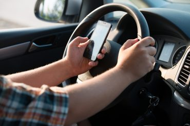 Dangerous Distracted Driving